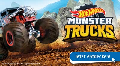 Mattel Hot Wheels Monstertruck