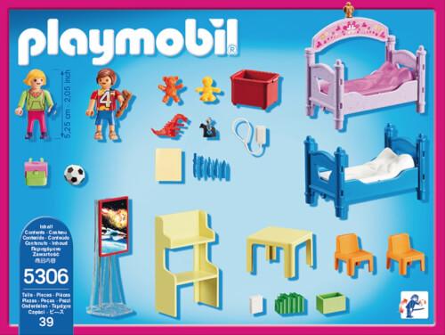 Playmobil 5306 Buntes Kinderzimmer 5306 ▷ jetzt kaufen ...