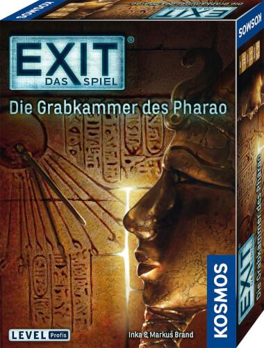 KOSMOS EXIT - Das Spiel: Die Grabkammer des Pharao