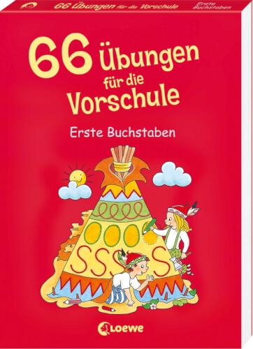 Loewe 66 übungen Vorschule Erste Buchstaben 8176 Jetzt Kaufen