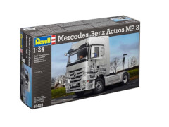 REVELL Mercedes-Benz Actros MP3
