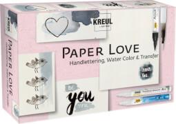 KREUL PaperLove Set