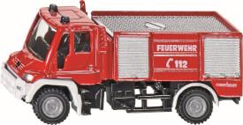SIKU 1068 Unimog Feuerwehr, 1:87, ab 3 Jahre