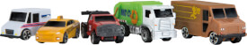 Micromachines - Welt Pack - Sortiment, r