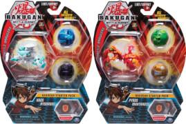 Spin Master Bakugan Starter Pack sortiert