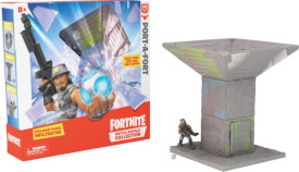FORTNITE - PORT A FORT DISPLAY SET