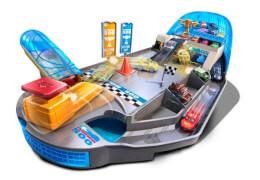 Mattel FPR05 Disney/Pixar Cars Rennsport-Arena Spielset
