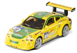 SIKU 6822 Racing Porsche 911 GT3 RSR Set 1:43