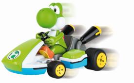 CARRERA RC - 2,4GHz Mario Kart(TM), Yoshi - Race Kart with Sound