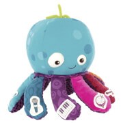 B. toys Musical Octopus Stofftier