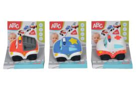 ABC Sound Fahrzeuge, 3-fach sortiert