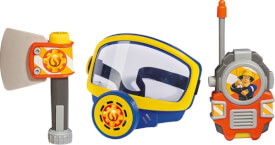 Feuerwehrmann Sam Feuerwehr Sauerstoffmaske