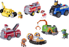 Spin Master Paw Patrol Basic Vehicle, sortiert