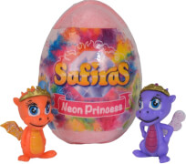 Safiras V, Neon Princess, 3er Pack
