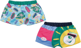 Zapf BABY born Holiday Badeshorts 43 cm