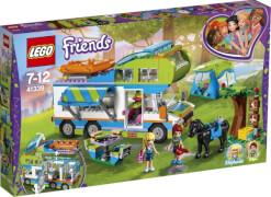 LEGO® Friends 41339 Mias Wohnmobil, 488 Teile, ab 6 Jahre