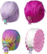 Hasbro E5114EU4 Trolls Hair Huggers Mulitpack
