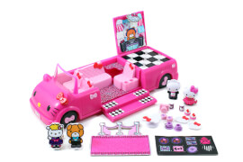 Jada Hello Kitty Dance Party Limo