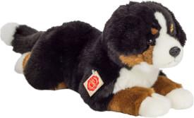 Teddy Hermann Berner Sennehund liegend, 40 cm