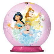Ravensburger 118090 Puzzle:3D Disney Princess, 72 Teile