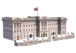 Ravensburger 125241 3D Puzzle: Buckingham Palace, 216 Teile