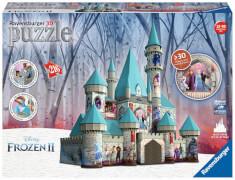 Ravensburger 11156 Puzzle 3D Disney Frozen Schloss 216 Teile