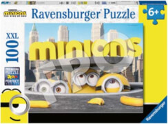 Ravensburger 12915 Puzzle AT Minions 2 100 Teile
