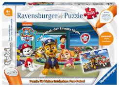 Ravensburger 00069 tiptoi® Puzzle für kleine Entdecker: Paw Patrol