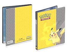 Ultra Pro Pokémon Pikachu 4-Pocket Portfolio