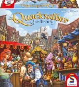 Schmidt Spiele 49341 Die Quacksalber von Quedlinburg, Kennerspiel des Jahres 2018, 2 bis 4 Spieler, ab 10 Jahre