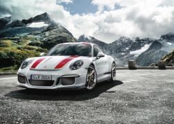Ravensburger 19897 Puzzle: Porsche 911R 1000 Teile