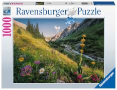 Ravensburger 15996 Puzzle Im Garten Eden 1000 Teile