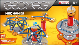 Geomag  Mechanics 146-teilig