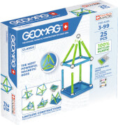 GEOMAG CLASSIC GREEN Line 25 Teile