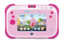 Vtech 80-108854 Storio MAX 2.0, pink, ab 4 - 9 Jahre