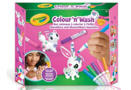 Crayola Washimals Color N Wash Hase