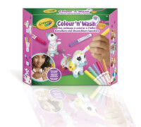 Crayola Washimals Color N Wash Hund