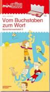 miniLÜK Vom Buchstaben zum Wort, Lernheft, 29 Seiten, von 5 - 8 Jahren