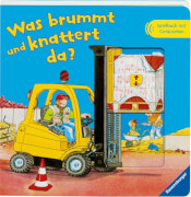 Ravensburger 43321 Bilderbuch: Was brummt und knattert da?