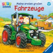 Ravensburger 43369 Bilderbuch: Meine ersten großen Fahrzeuge
