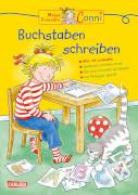 Conni Gelbe Reihe: Buchstaben schreiben: Mit ABC-Lernposter als EXTRA, Taschenbuch