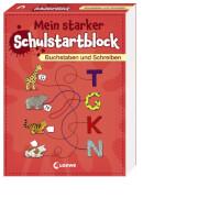 Loewe Mein starker Schulstartblock - Buchstaben und Schreiben