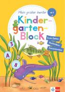 Mein großer bunter Kindergartenblock