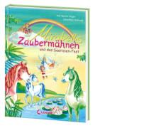 Loewe Heger, Zaubermähnen Bd. 03 und das Seerosen-Fest