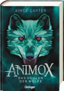 Carter, Animox 1 Wölfe