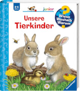 Ravensburger 32683 WWWjun15: Tierkinder