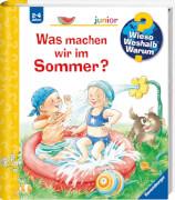 Ravensburger 32682 WWWjun60: Was machen wir im Sommer
