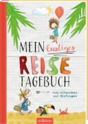 arsEdition Mein lustiges Reisetagebuch