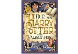 Harry Potter - Teil 6: Harry Potter und der Halbblutprinz, Hardcover, 640 Seiten, ab 10 Jahren