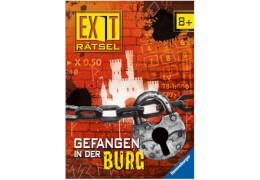 Exit-Rätsel: Gefangen in der Burg, ab 8 Jahren